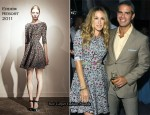 """Work Of Art: The Next Great Artist"" TV Series Finale Screening Party - Sarah Jessica Parker In Erdem"