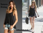 In Stephanie Pratt's Closet - Seneca Rising Everly Tank