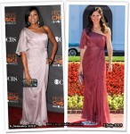 Who Wore Alberta Ferretti Better? Taraji P. Henson or Jennifer Garner