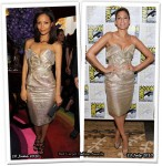Who Wore Vivienne Westwood Better? Thandie Newton or Eva Mendes