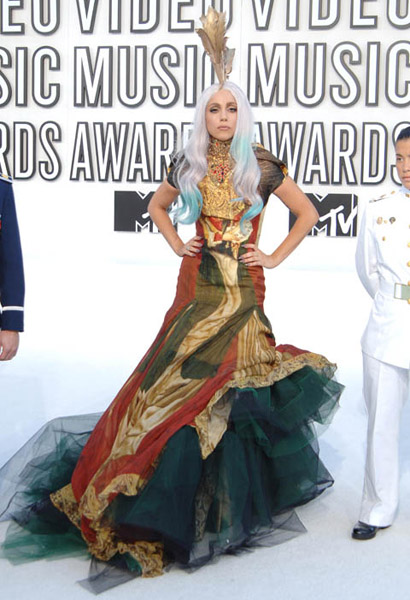 VMA Bonus Poll: The Many Fashions of Lady Gaga