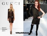 2010 MTV VMAs - Evan Rachel Wood In Gucci