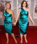 Who Wore David Meister Better? Jamie Lee Curtis and Sigourney Weaver