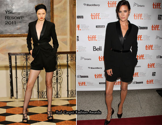 Quot What S Wrong With Virginia Quot Jennifer Connelly In Ysl