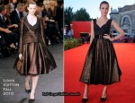 "2010 Venice Film Festival ""Somewhere"" Premiere – Elisa Sednaoui In Louis Vuitton"
