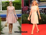 "2010 Venice Film Festival ""Somewhere"" Premiere – Lea Seydoux In Louis Vuitton"