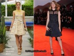 2010 Venice Film Festival Closing Ceremony - Sofia Coppola In Louis Vuitton