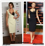 Who Wore Antonio Berardi Better? Ashley Greene or Blake Lively