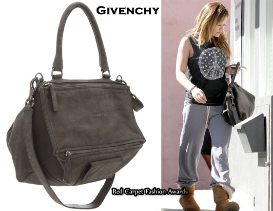 Who Hilary Duff S Givenchy Pandora Bag