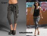 In Vanessa Hudgens Closet - Siwy Jeans