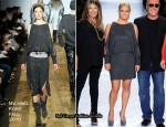 Project Runway Finale - Jessica Simpson In Michael Kors