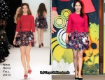 Mischievious Kiss Press Conference - Jung Hye Young In Nina Ricci
