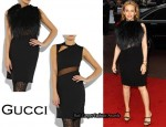 In Kylie Minogue's Closet - Gucci LBD