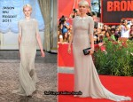 "2010 Venice Film Festival ""Meek's Cutoff"" Premiere – Michelle Williams In Jason Wu"