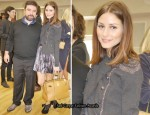 Harvey Nichols Emilio de la Morena Tea Party – Olivia Palermo In Marios