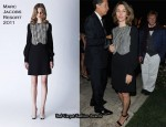 "2010 Venice Film Festival ""Bulgari And W Magazine Party"" – Sofia Coppola In Marc Jacobs"