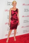 """Life As We Know It"" New York Premiere – Katherine Heigl In David Meister"