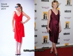 Carey Mulligan In Giles - 14th Annual Hollywood Awards Gala