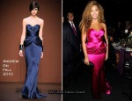 Keep A Child Alive's 7th Annual Black Ball - Beyonce Knowles In Andrew Gn