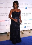 Blue Gala To Benefit Spelman College - Alfre Woodard In Alberto Makali