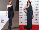 "New York Film Festival Closing Night Premiere:""Hereafter"" - Bryce Dallas Howard In Elie Saab"