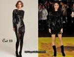 In Miranda Cosgrove's Closet - Cut 25 by Yigal Azrouël Camouflage Sequin Dress