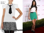 In Kendall Jenner's Closet - Alice + Olivia Blouse