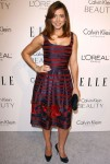 17th Annual ELLE Women In Hollywood Tribute Event – Alyson Hannigan In Oscar de la Renta
