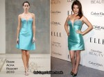 17th Annual ELLE Women In Hollywood Tribute Event – Anna Kendrick In Reem Acra