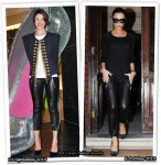 Who Wore Isabel Marant Better? Gemma Arterton or Victoria Beckham