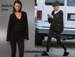 In Lea Michele's Closet - Kimberly Ovitz Delmar Sweater