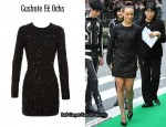 In Olivia Wilde's Closet - Cushnie Et Ochs Sequin & Beaded Dress
