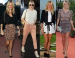 Sienna Miller At The 21st Dinard British Film Festival In Twenty8Twelve & Isabel Marant