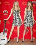 Taylor Swift In Jenny Packham - Waxwork Figure Unveiling At Madame Tussauds