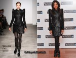 "Naomie Harris In Willow & Sea NY - ""The First Grader"" London Film Festival Photocall & Premiere"