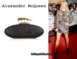 In Alex Curran's Closet – Alexander McQueen Hell's Knuckleduster Box Clutch