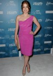 Variety's 2nd Annual Power Of Women Luncheon - Amy Adams In Roland Mouret