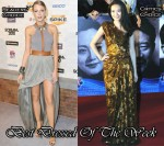Best Dressed Of The Week - Blake Lively In Lanvin & Shu Qi in Armani Privé