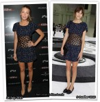 Who Wore Chanel Better? Blake Lively or Alexa Chung