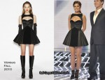 X Factor: Sunday Week 2 – Cheryl Cole In Versus
