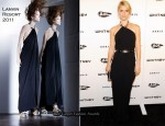 Claire Danes In Lanvin - 2010 Whitney Gala And Studio Party