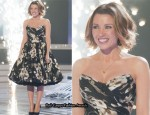 X Factor: Sunday Week 3 – Dannii Minogue In Dolce & Gabbana