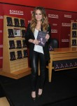 "Borders ""Elixir"" Book Presentation – Hilary Duff In Alexander McQueen, Alexander Wang & Current Elliott"