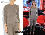 In Ellen Pompeo's Closet – Stella McCartney Cashmere Sweater
