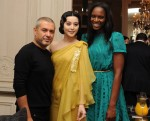 Photo Of The Day - Elie Saab, Fan Bing Bing & Me