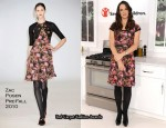 Frigidaire Team Up To Support Save The Children - Jennifer Garner In Zac Posen