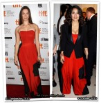 Who Wore YSL Better? Rebecca Hall or Salma Hayek