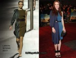 "Julianne Moore In Lanvin - ""The Kids Are Alright"" London Film Festival Premiere"