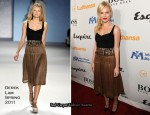 Esquire House Grand Opening & Spike TV's 2010 Scream Awards – Kate Bosworth In Derek Lam & No. 21