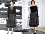 "Keira Knightley In Chanel – ""Last Night"" Dinner Party"
